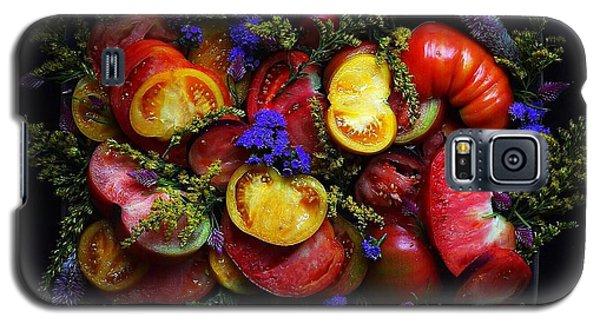 Heirloom Tomato Platter Galaxy S5 Case