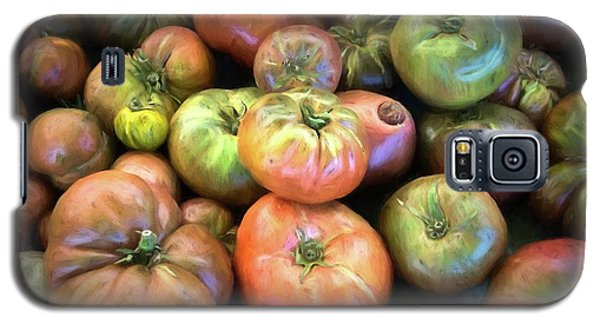 Heirloom Tomatoes Galaxy S5 Case
