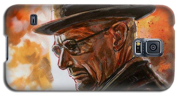 Heisenberg Galaxy S5 Case