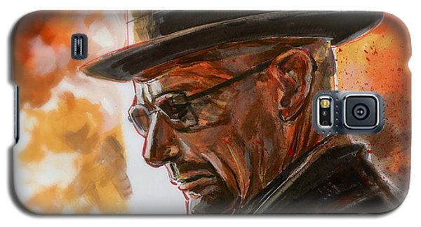 Heisenberg Galaxy S5 Case