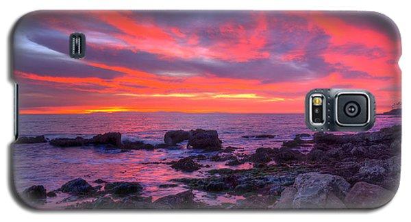 Heisler Park Tide Pools At Dusk Galaxy S5 Case