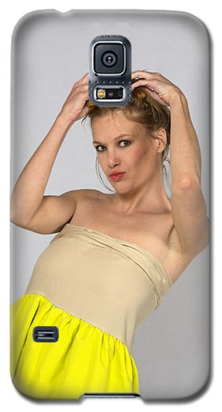 Helen In Party Dress Galaxy S5 Case