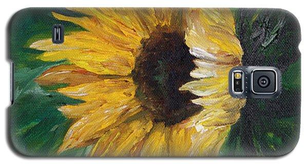 Helianthus Galaxy S5 Case