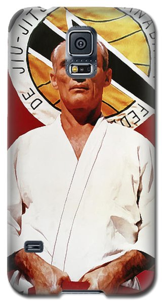 Helio Gracie - Famed Brazilian Jiu-jitsu Grandmaster Galaxy S5 Case