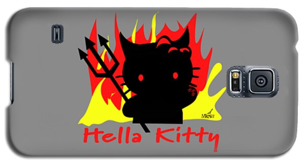 Hella Kitty Galaxy S5 Case