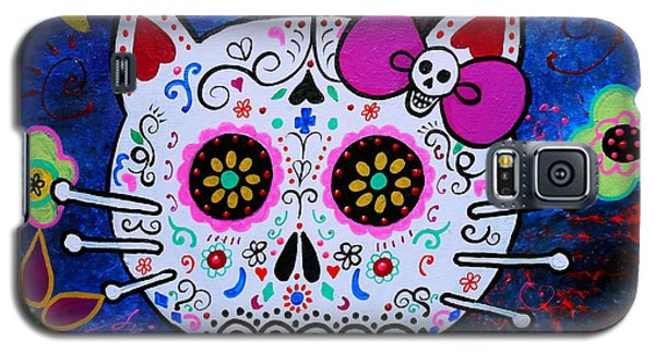 Kitty Day Of The Dead Galaxy S5 Case