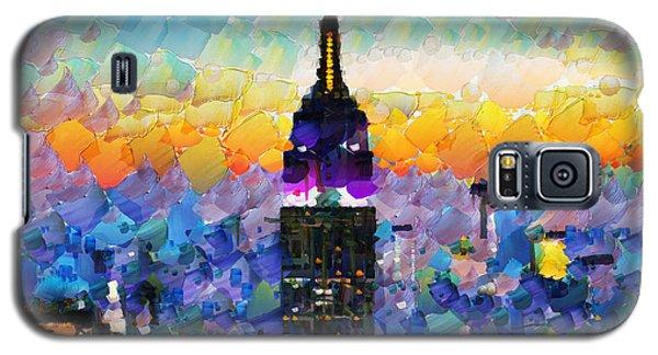 Hello New York Galaxy S5 Case