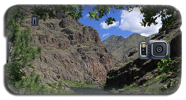 Hells Canyon Snake River Galaxy S5 Case