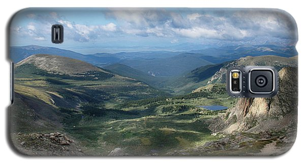 Helms Lake Valley 2 Galaxy S5 Case