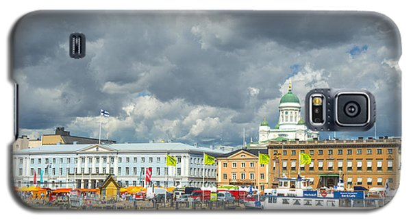 Helsinki, South Harbor Galaxy S5 Case