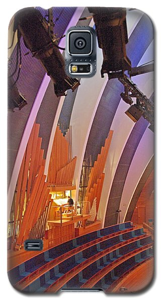 Helzberg Hall #3 Galaxy S5 Case by Jim Mathis