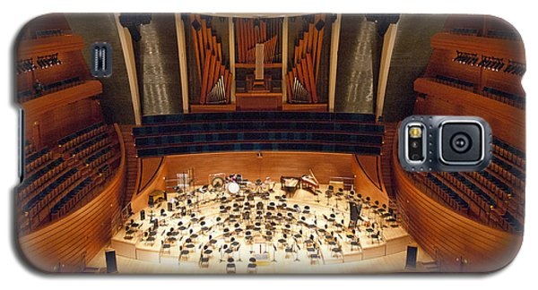 Helzberg Hall Galaxy S5 Case by Jim Mathis