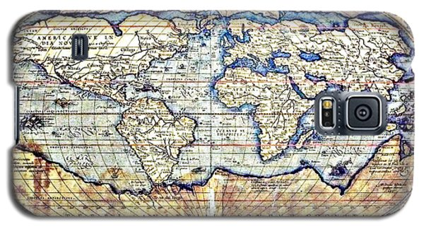 Hemisphere World  Galaxy S5 Case