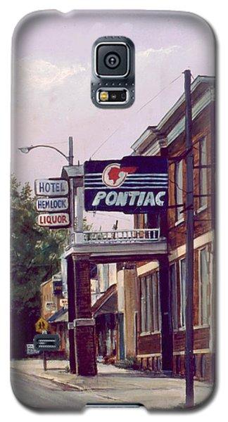 Hemlock Hotel Galaxy S5 Case