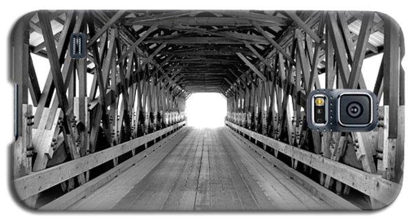 Henniker Covered Bridge Galaxy S5 Case