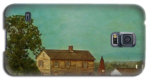 Henry House At Manassas Battlefield Park Galaxy S5 Case