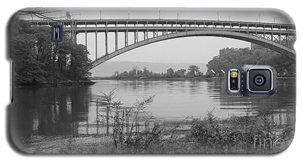 Henry Hudson Bridge  Galaxy S5 Case by Cole Thompson