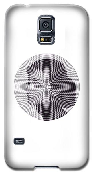 Hepburn Galaxy S5 Case by Zachary Witt