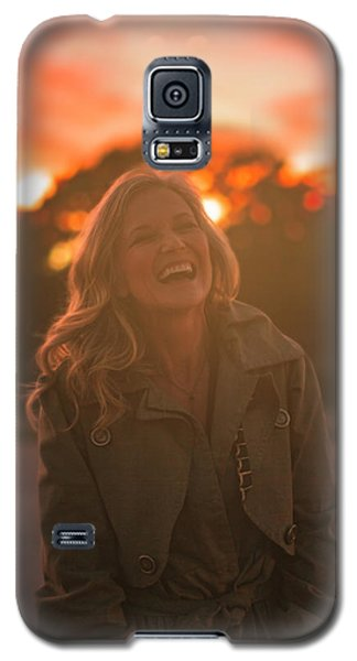 Her Laugh Galaxy S5 Case