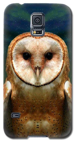 Her Memory Enshrouds My Heart   Galaxy S5 Case