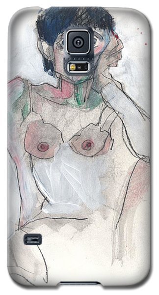 Her - Self Portrait Galaxy S5 Case