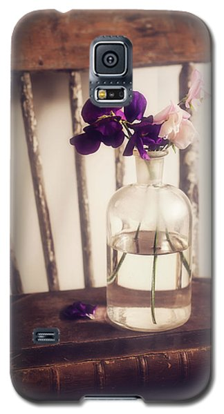Galaxy S5 Case featuring the photograph Her Treasures by Amy Weiss