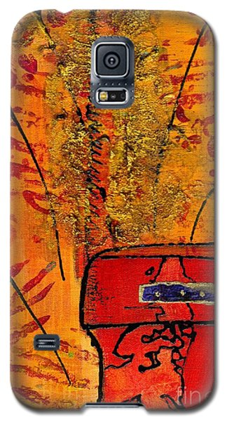 Her Vase Galaxy S5 Case