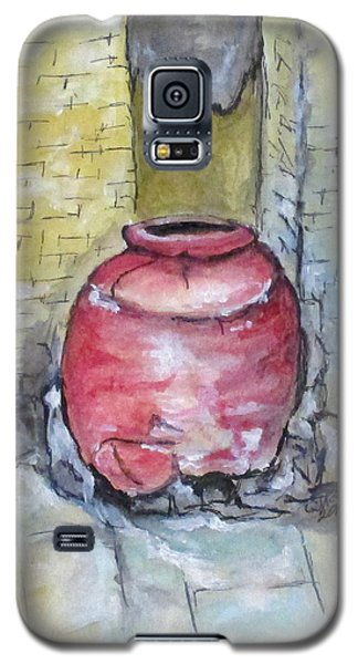Herculaneum Amphora Pot Galaxy S5 Case