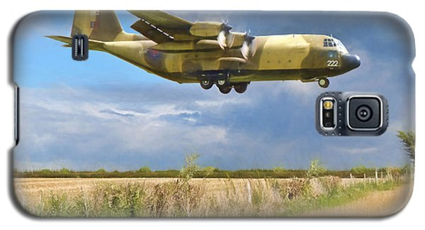 Hercules Xv222 Galaxy S5 Case by Paul Gulliver