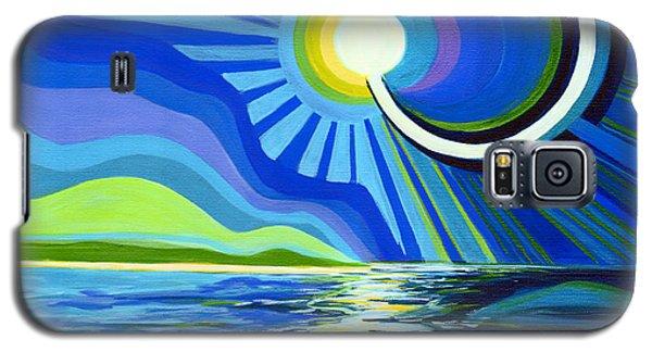 Here Come The Sun Galaxy S5 Case