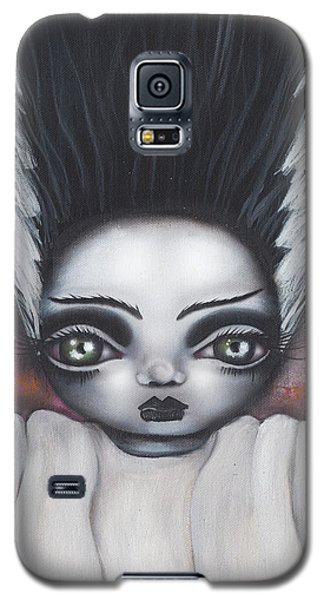 Here Comes The Bride Galaxy S5 Case by Abril Andrade Griffith