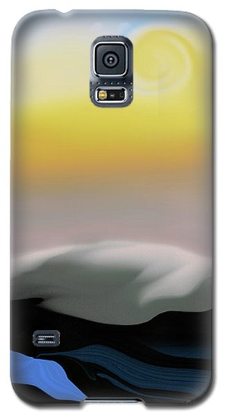 Here Comes The Sun Galaxy S5 Case