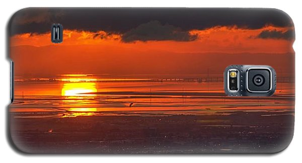 Here Comes The Sun Galaxy S5 Case by Peter Thoeny