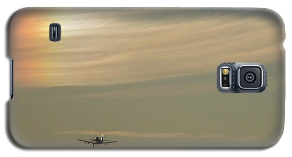 Here We Go Into The Wild Blue Yonder Galaxy S5 Case