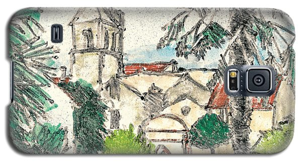 Herepian Village In Provence Galaxy S5 Case