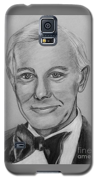 Here's Johnny Galaxy S5 Case by Sharon Ackley