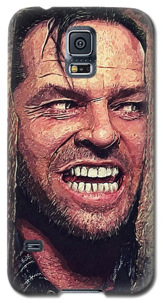 Here's Johnny - The Shining  Galaxy S5 Case
