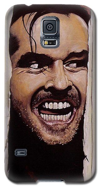 Here's Johnny Galaxy S5 Case