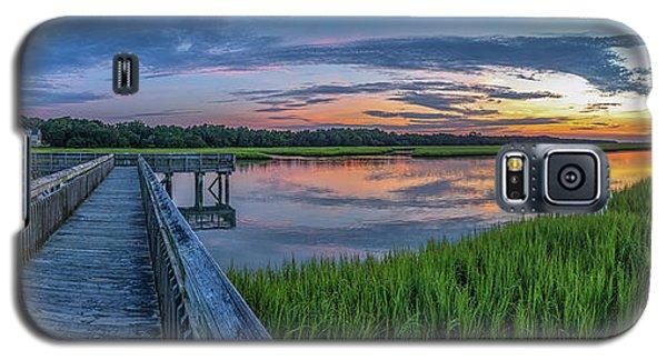 Heritage Shores Nature Preserve Sunrise Galaxy S5 Case