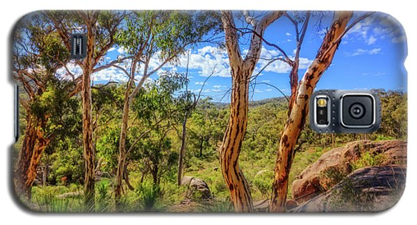 Heritage View, John Forest National Park Galaxy S5 Case by Dave Catley
