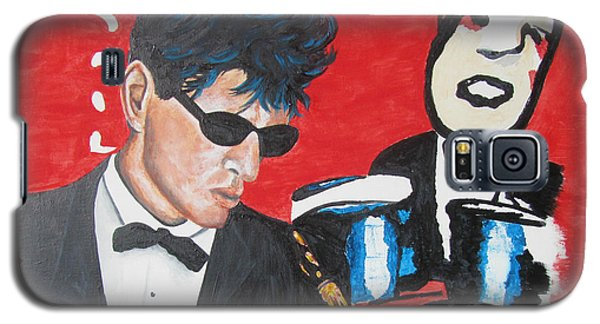 Herman Brood Jamming With His Art Galaxy S5 Case