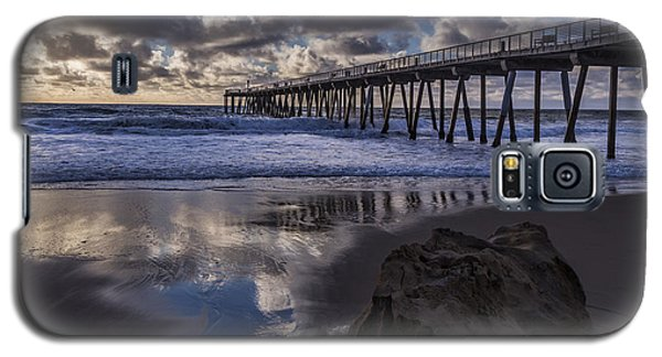 Hermosa Beach Pier Galaxy S5 Case