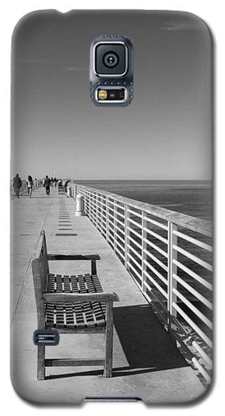 Hermosa Beach Seat Galaxy S5 Case by Ana V Ramirez