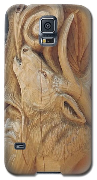 Herne's Song Galaxy S5 Case