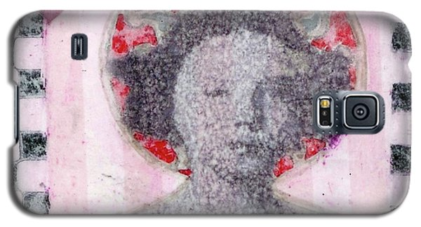 Galaxy S5 Case featuring the mixed media Hero by Desiree Paquette