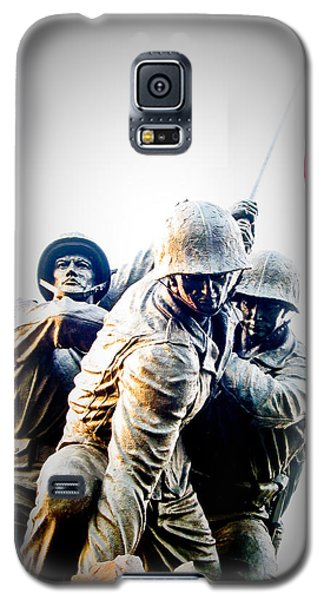 Heroes Galaxy S5 Case
