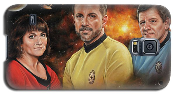 Heroes Of The Farragut Galaxy S5 Case
