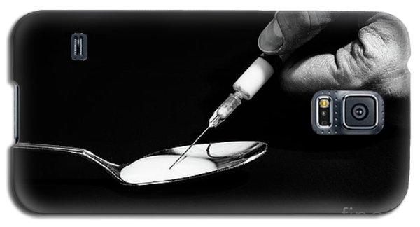 Heroin Addiction Galaxy S5 Case