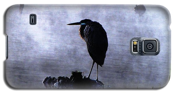 Heron 4 Galaxy S5 Case by Melissa Stoudt