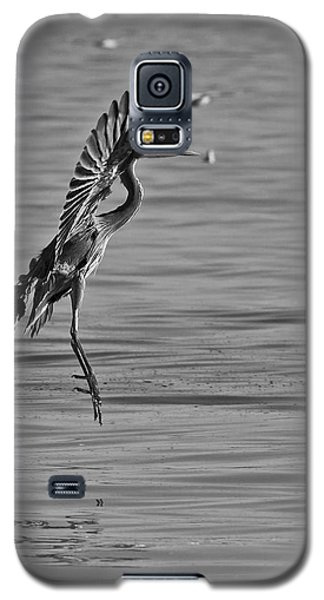 Heron Ballet Galaxy S5 Case by Inge Riis McDonald